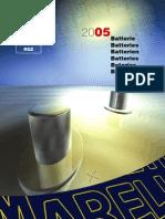 Catalogo Baterias Magneti Marelli