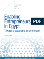 Egypt Entrepreneurship Report