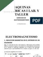 electromagnetismo-ejercicios de aplicacion