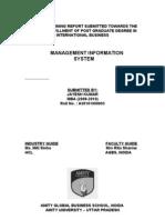 1719. MANAGEMENT INFORMATION SYSTEM [HCL] [IT]