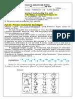 7º Plano Semanal Matemática H1 e H2 Impressão