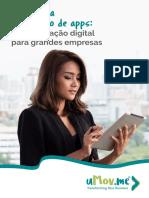 Criação de Apps - Uma solução digital para as empresas