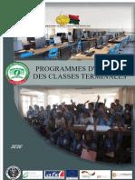 Programme Tles