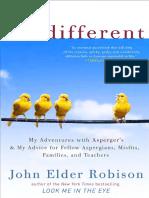 Be Different by John Elder Robison - Excerpt