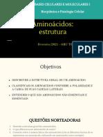 aminoacidos BCM