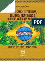 Editora BAGAI - Língua(Gens), Literaturas, Culturas, Identidades e Direitos Indígenas No Brasil 2021 - Tayson Ribeiro Teles