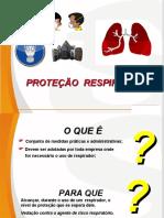 PPR - PROTEÇÃO Respiratória Sandra