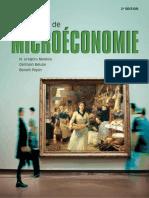 (SCIENCES MATHS) Gregory Mankiw, Germain Belzile, Benoît Pépin, Marc Prud'Homme, Christian Calmès - Principes de Microéconomie-Editions Modulo (2014) (1)