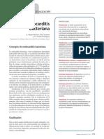 Endocarditis bacteriana