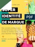 Guide Gratuit Identite de Marque