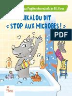 Mikalou Dit Stop Aux Microbes