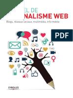 Manuel de Journalisme Web Blogs r Seaux Sociaux Multim Dia Info Mobile