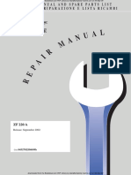 Repair Manual ZF220A