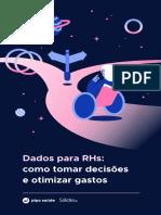 [E-book] Dados Para RHs Como Tomar Decisões e Otimizar Gastos _ Pipo Saúde _ Sólides