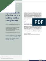 Soccer and Diplomacy - Resenha Luiz Burlamaqui