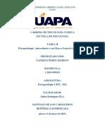 TAREA 2 Psicopatología I (PSC -202)