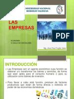 Clase 5 Las Empresas