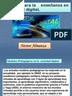 Didáctica Para La Enseñanza en La Sociedad Digital