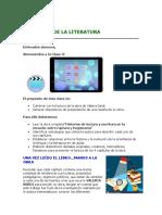 CLASE 4-Didáctica de la literatura
