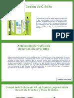CESION DE CREDITO (1)
