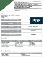 Conocimientos Y Habilidades En Reanimación Cardiopulmonar En El Profesional De Enfermería Nueva Clínica San Sebastian Girardot, Cundinamarca 2016-2017 (2)