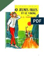 Georges Toudouze 10 1a Cinq Jeunes Filles Et Le Viking 1964