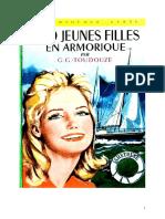 Georges Toudouze 08 Cinq Jeunes Filles en Armorique 1962