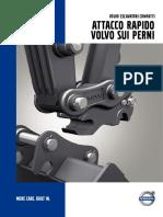 Volvo Attacco Rapido Brochure
