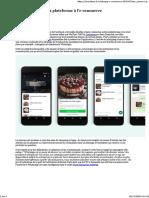 WhatsApp ouvre sa plateforme à l'e-commerce