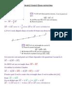 7 Vecteurs2 Cours3 Exos Correction