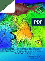 Ictiofauna Del Banco de Galicia Composición Taxonómica y Aspectos Biogeográficos RAFAEL BAÑÓN DÍAZ TESIS DOCTORAL 2016 UNIVERSIDADE de VIGO