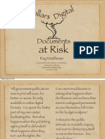 Documents at Risk