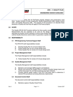 EDGM-11 Quality Plan