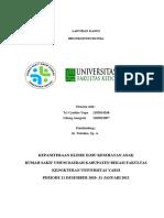 Bronkopneumonia revisi laporan kasus