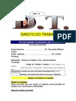 DIREITO DO TRABALHO.1