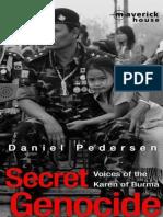 Secret Genocide - Daniel Pedersen