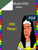Adieu Pharaon°Edward HUGHES°31