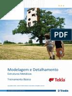 Treinamento - Estruturas Metálicas - Básico TS2018 Rev1