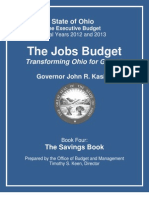 Ohio 2012-13 Budget Book Four