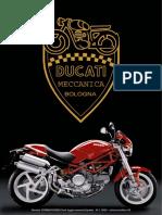 Manuel Atelier Ducati Monster S2R 800 (IT-EnG)