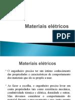 Materiais elétricos