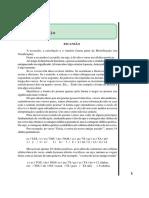 Amador Ribeiro Neto - Metrificação - In Teoria literária