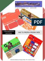 Revista Compus 7_DISEÑE SU PROPIA Página web