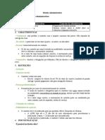 Direito Administrativo - Contratos Administrativos
