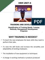 Human Resource..-Training and Development