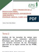 Escuela de Campo Tarea 2 Extension