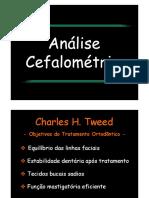 analise cefalometrica