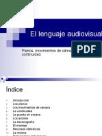 Lenguaje audiovisual