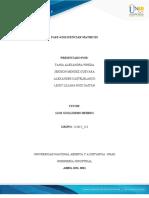 Matrices Fase 4