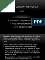 96201345 Grado de Madurez y Pertenencia